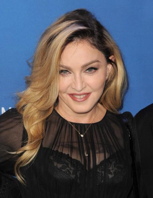 Madonna at the Help Haiti Home Gala, Beverly Hills - 9 January 2016 (11)