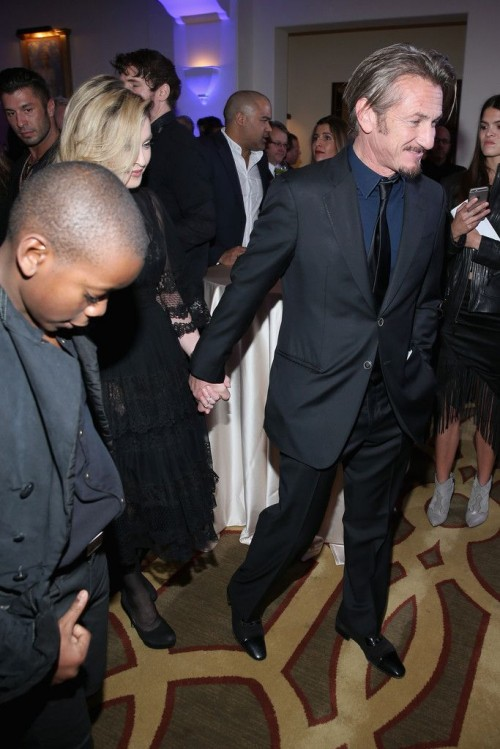 Madonna at the Help Haiti Home Gala, Beverly Hills - 9 January 2016 (14)