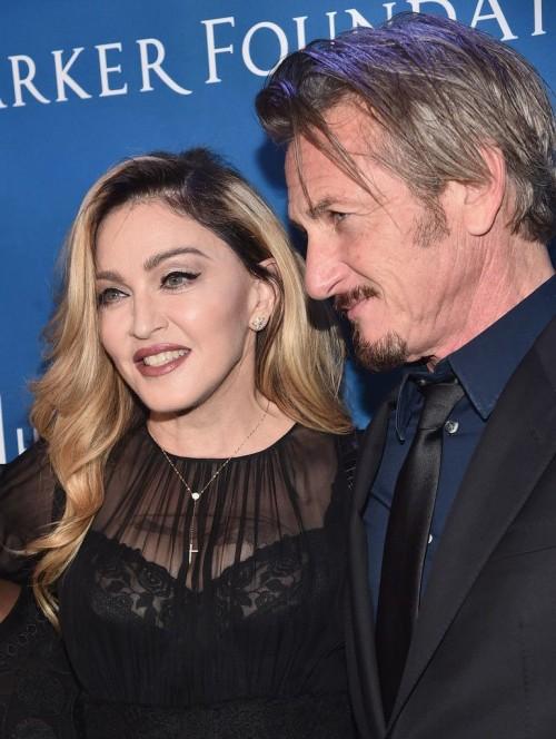 Madonna at the Help Haiti Home Gala, Beverly Hills - 9 January 2016 (17)