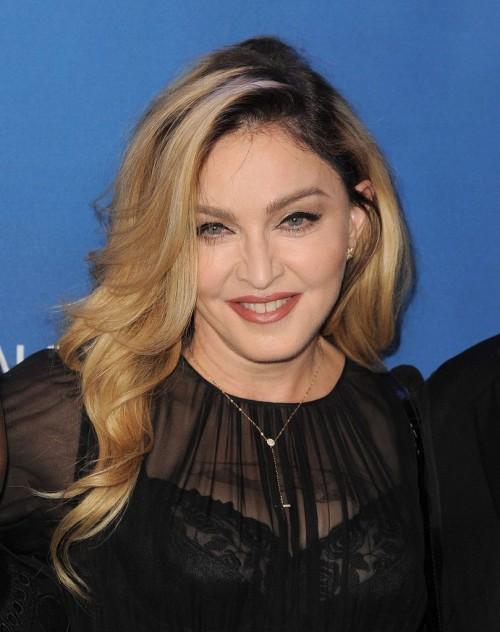 Madonna at the Help Haiti Home Gala, Beverly Hills - 9 January 2016 (18)