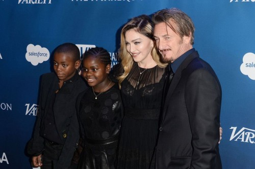 Madonna at the Help Haiti Home Gala, Beverly Hills - 9 January 2016 (25)
