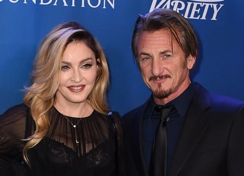 Madonna at the Help Haiti Home Gala, Beverly Hills - 9 January 2016 (39)