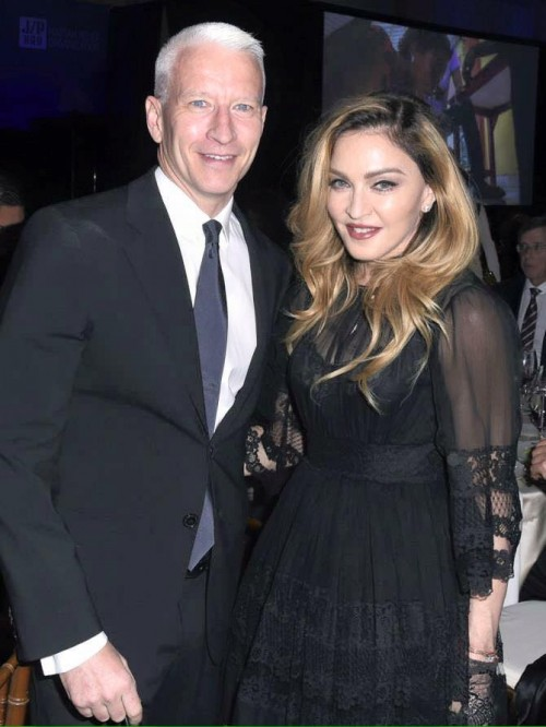 Madonna at the Help Haiti Home Gala, Beverly Hills - 9 January 2016 (42)