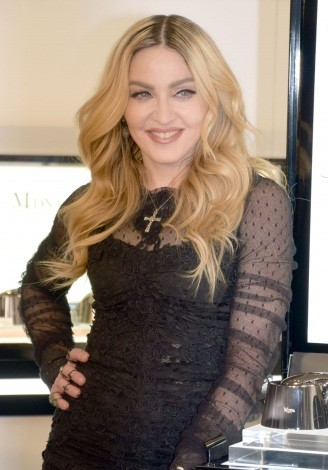 Madonna promotes MDNA Skin in Tokyo - 15 February 2016 (6)