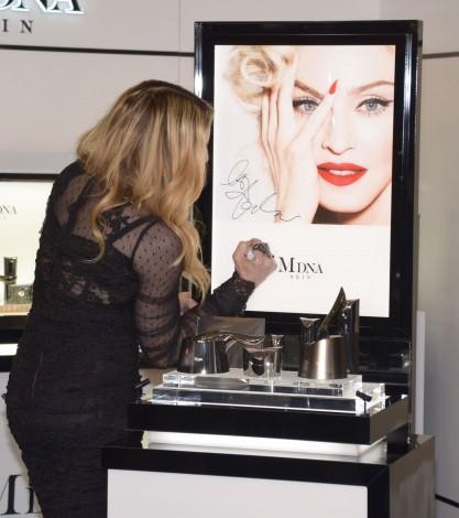 Madonna promotes MDNA Skin in Tokyo - 15 February 2016 (4)