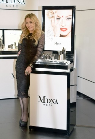 Madonna promotes MDNA Skin in Tokyo - 15 February 2016 (2)