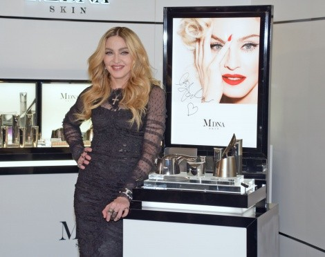 Madonna promotes MDNA Skin in Tokyo - 15 February 2016 (1)