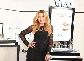 Madonna promotes MDNA Skin in Tokyo - 15 February 2016 - update 1 (1)