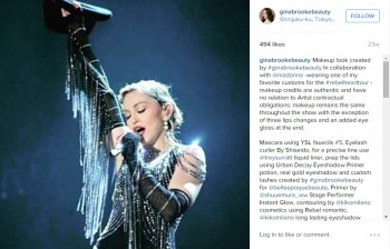 Madonna calls out former make-up artist Gina Brooke for allegedly lying 01