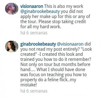 Madonna calls out former make-up artist Gina Brooke for allegedly lying 02