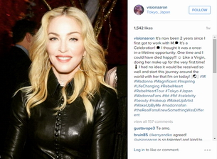 Madonna calls out former make-up artist Gina Brooke for allegedly lying 03