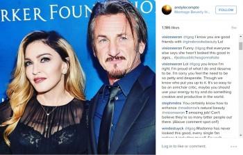 Madonna takes Aaron Henrikson side in Rebel Heart Tour makeup drama 04