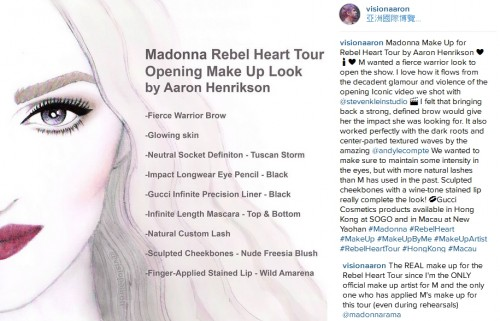Madonna calls out former make-up artist Gina Brooke for allegedly lying 06
