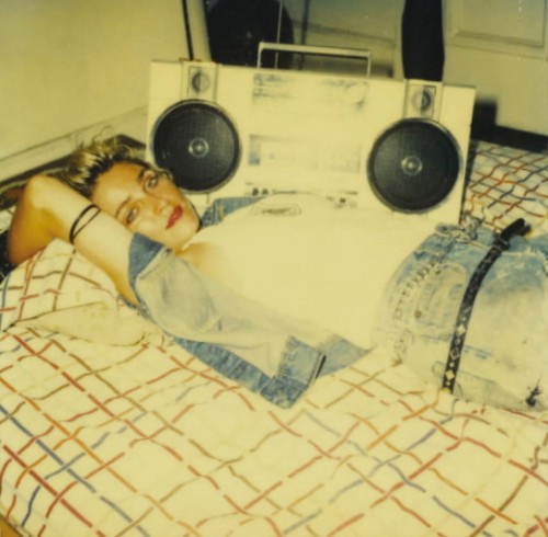 Madonna's Missing Polaroids by Richard Corman Resurfaces 02