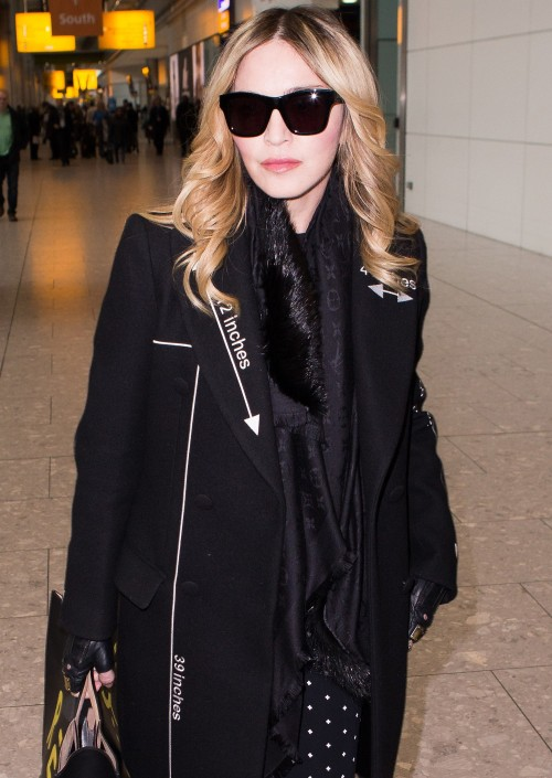 Madonna out and about in London and New York 5-7 April 2016 (3)