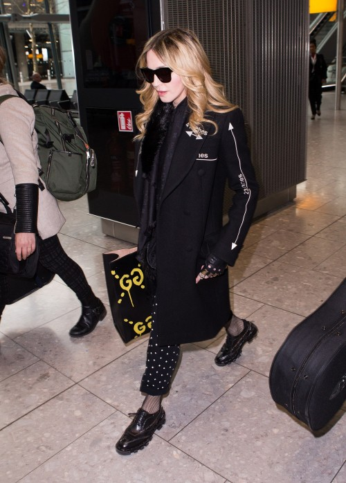 Madonna out and about in London and New York 5-7 April 2016 (5)