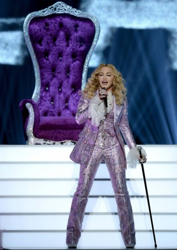Madonna at the 2016 Billboard Music Awards - Pictures and Video (2)