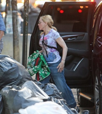 Madonna out and about in New York - 31 May 2016 (1)