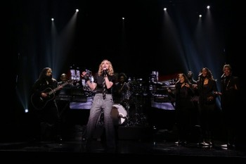 Madonna performs Borderline on Tonight Show Starring Jimmy Fallon (9)