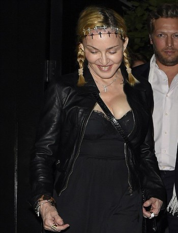 Madonna out and about in London - 30 June 2016 - Pictures (2)