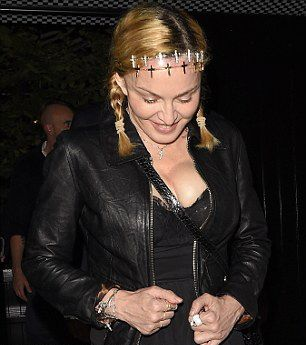 Madonna out and about in London - 30 June 2016 - Pictures (7)