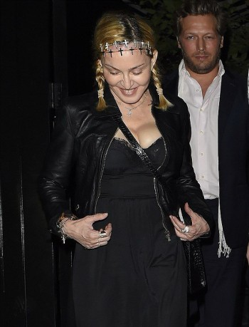 Madonna out and about in London - 30 June 2016 - Pictures (10)