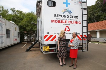 Madonna seeks partnership with First Lady's Beyond Zero initiative (8)
