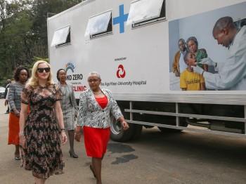 Madonna seeks partnership with First Lady's Beyond Zero initiative (9)