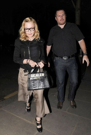 Madonna out and about in London - 14 July 2016 - Pictures (10)
