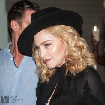 Madonna celebrates her birthday in Havana, Cuba - August 2016 - 02