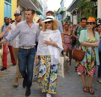 Madonna celebrates her birthday in Havana, Cuba - August 2016 - v02 01