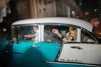 Madonna at La Guarida in Havana, Cuba - August 2016 - Pictures & Video (3)