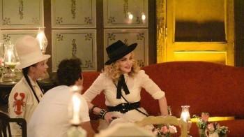 Madonna at La Guarida in Havana, Cuba - August 2016 - Pictures & Video (15)