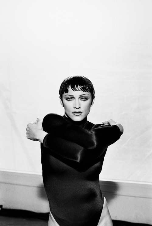 Never-Before-Seen Madonna Photographs by Peter Lindbergh 01