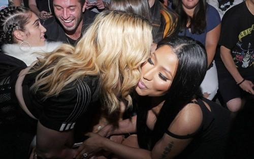Madonna at the Alexander Wang Fashion Show, New York - 10 September 2016 - Pictures & Videos (21)