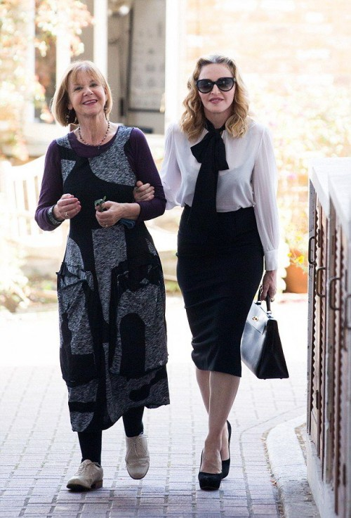 Madonna out and about in London - 13 September 2016 - Pictures  Video (5)