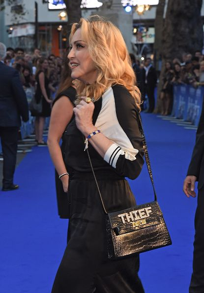Madonna at the new Beatles documentary in London - 15 September 2016 - Pictures and Videos (13)