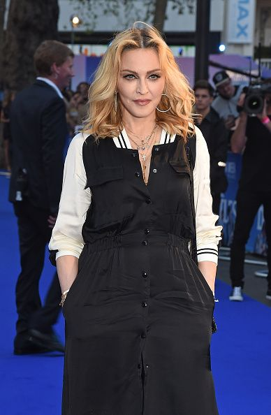 Madonna at the new Beatles documentary in London - 15 September 2016 - Pictures and Videos (14)