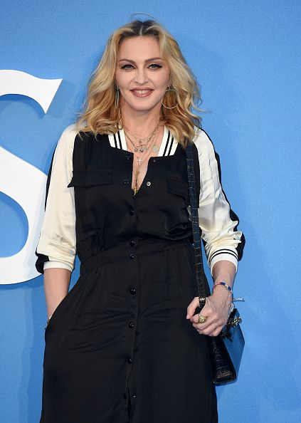 Madonna at the new Beatles documentary in London - 15 September 2016 - Pictures and Videos (17)