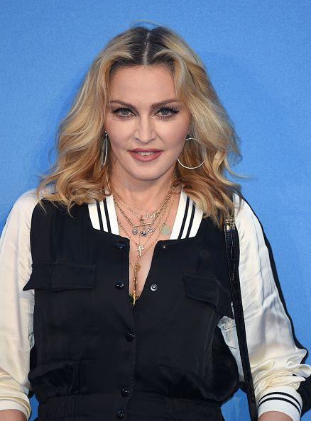 Madonna at the new Beatles documentary in London - 15 September 2016 - Pictures and Videos (18)