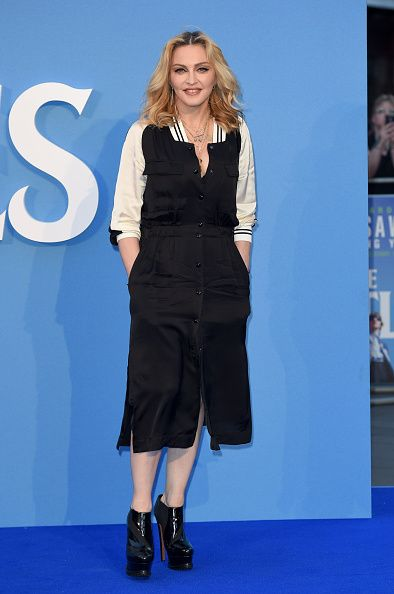Madonna at the new Beatles documentary in London - 15 September 2016 - Pictures and Videos (22)