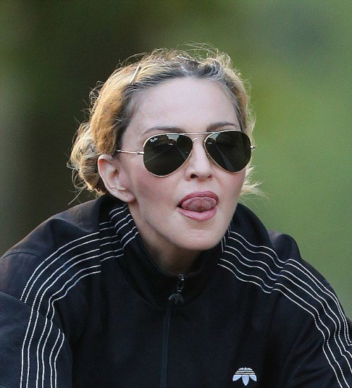 Madonna out and about in London - 15 September 2016 - Pictures (6)