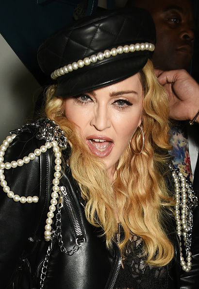 Madonna out and about in London 27 October 2016 - Pictures (1)