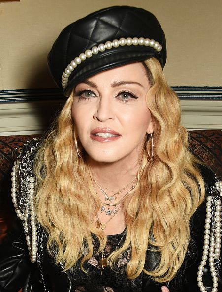 Madonna out and about in London 27 October 2016 - Pictures (3)