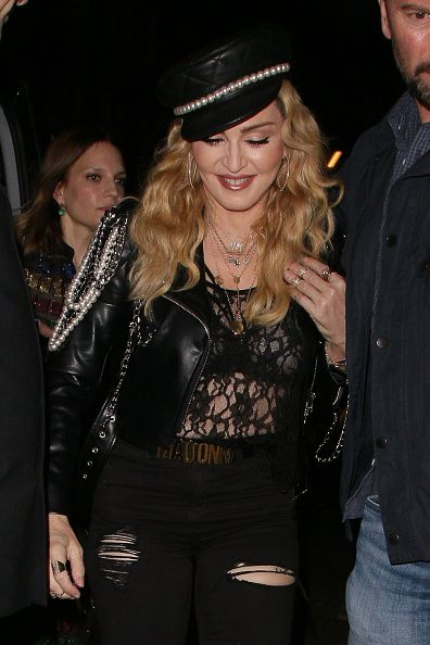 Madonna out and about in London 27 October 2016 - Pictures (50)