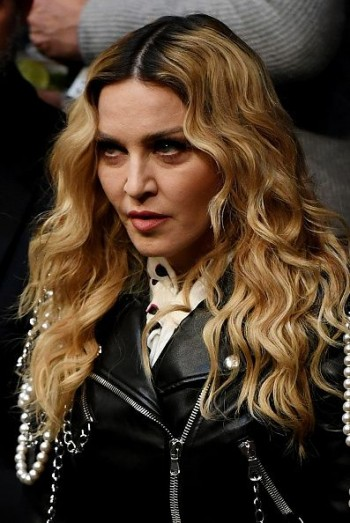 Madonna attends UFC 205 at Madison Square Garden, New York - 12 November 2016 (5)