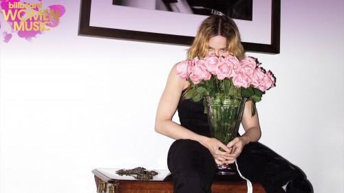 Madonna interview by Elizabeth Banks for Billboard Magazine 01
