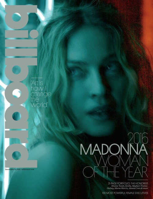 Madonna interview by Elizabeth Banks for Billboard Magazine 04