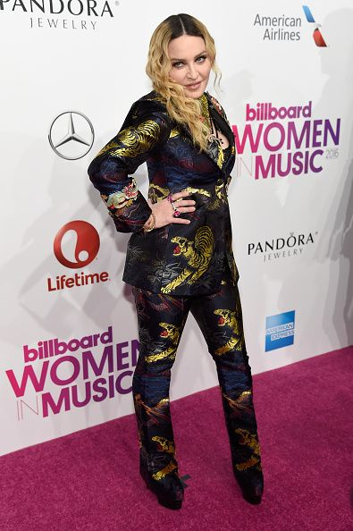 Madonna at Billboard Women in Music 2016 - 9 December 2016 (1)