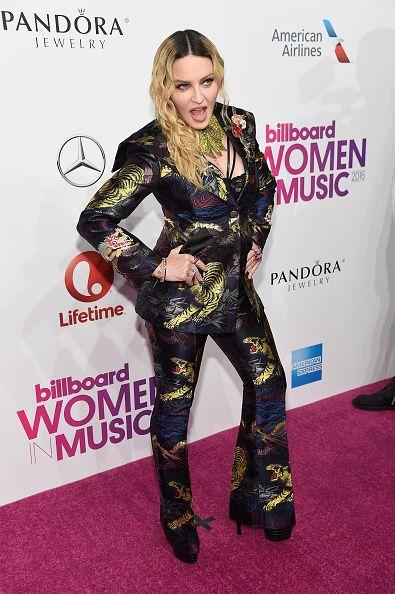 Madonna at Billboard Women in Music 2016 - 9 December 2016 (2)